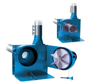 Ez Ac Hinged Blowers Sterling Blower