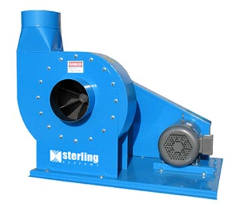 V Belt Drive Blowers Sterling Blower